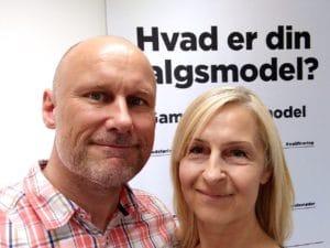 Ny podcast med Eva Sachse og Leif Carlsen fra Social Selling Company
