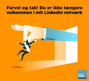 Blogindlæg og podcast om Do's and Don'ts på LinkedIn