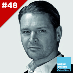 Podcast med Lars Meller om betydningen af personlig branding i social selling indsatserne